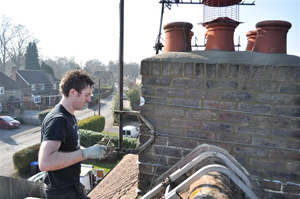 MA Masonry Chimney Repair - General Contractor